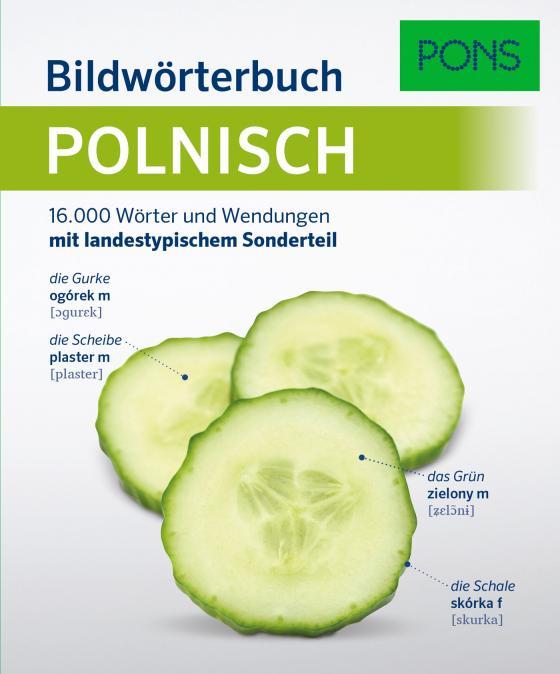 Cover-Bild PONS Bildwörterbuch Polnisch