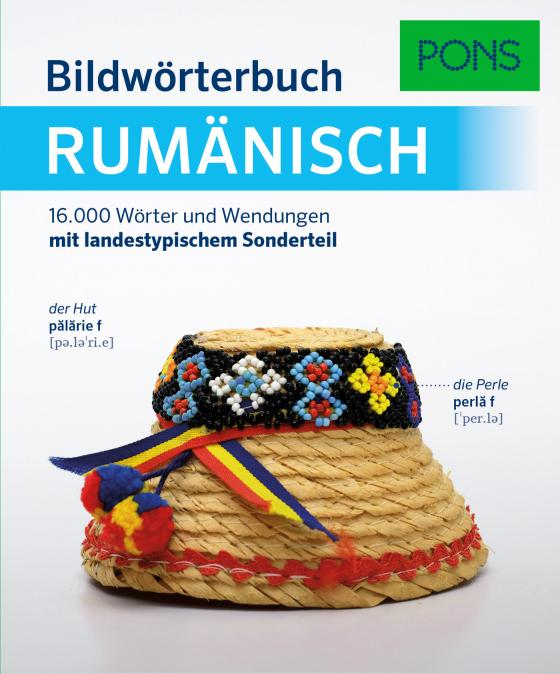 Cover-Bild PONS Bildwörterbuch Rumänisch