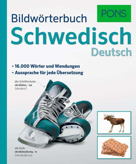 Cover-Bild PONS Bildwörterbuch Schwedisch