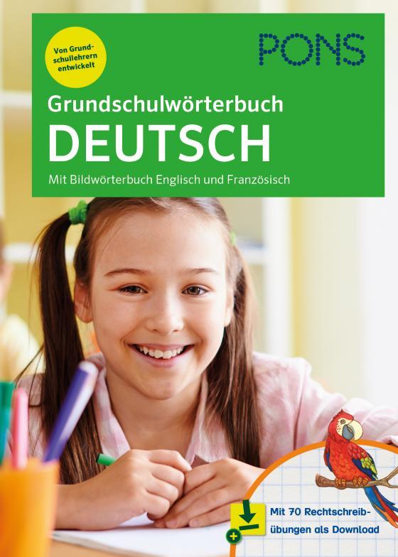Cover-Bild PONS Grundschulwörterbuch Deutsch