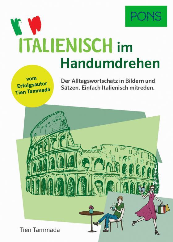 Cover-Bild PONS Italienisch im Handumdrehen