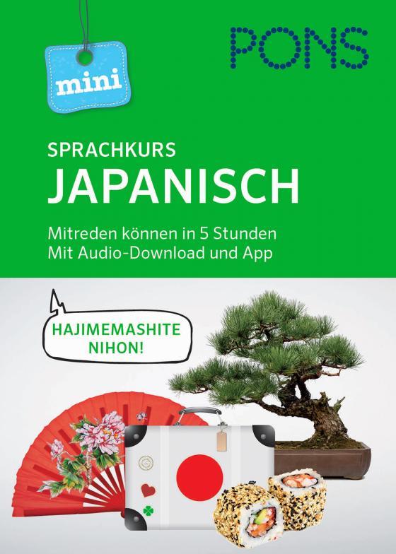 Cover-Bild PONS Mini-Sprachkurs Japanisch