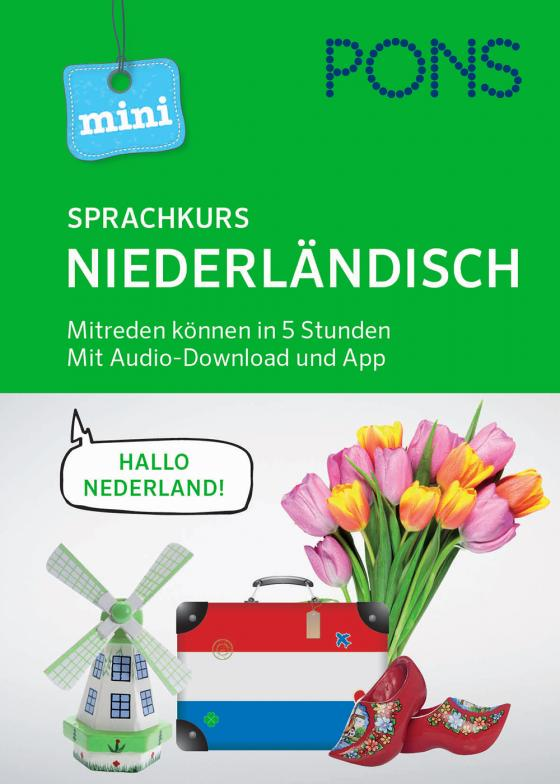 Cover-Bild PONS Mini-Sprachkurs Niederländisch