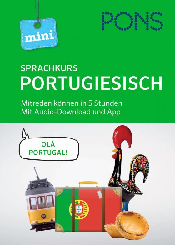 Cover-Bild PONS Mini-Sprachkurs Portugiesisch