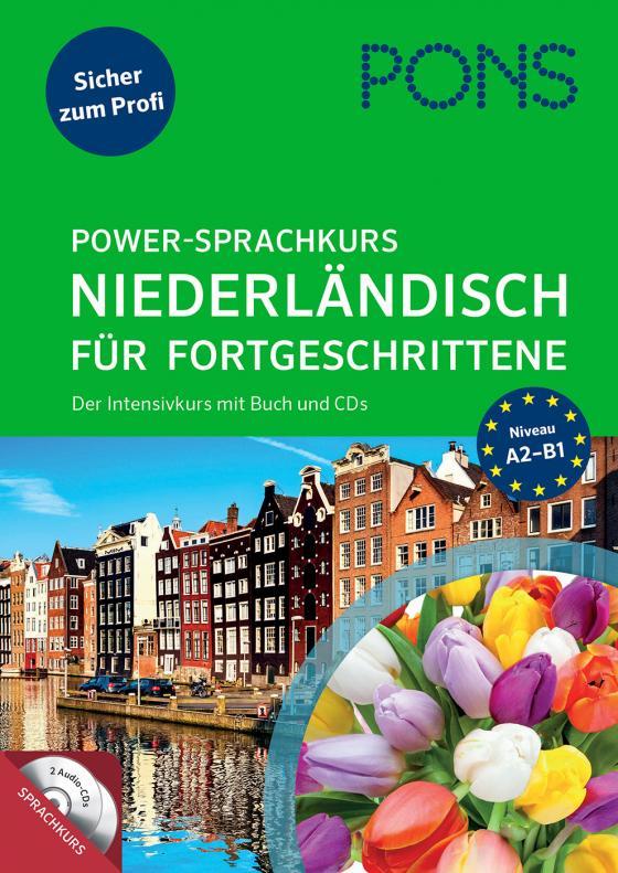 Cover-Bild PONS Power-Sprachkurs Niederländisch für Fortgeschrittene