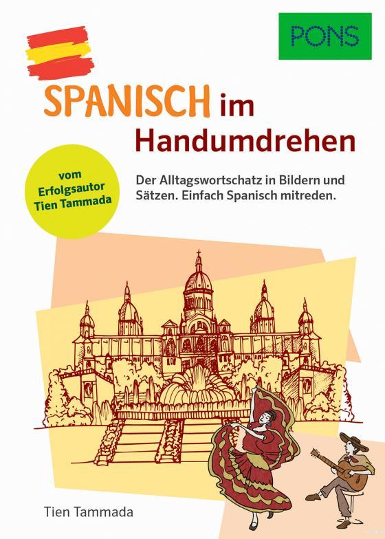 Cover-Bild PONS Spanisch im Handumdrehen