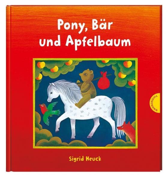 Cover-Bild Pony, Bär und Apfelbaum