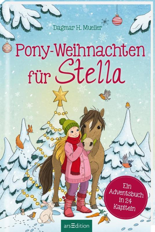 Cover-Bild Pony-Weihnachten für Stella