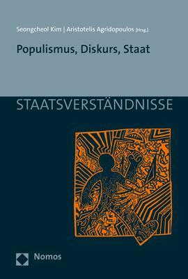 Cover-Bild Populismus, Diskurs, Staat