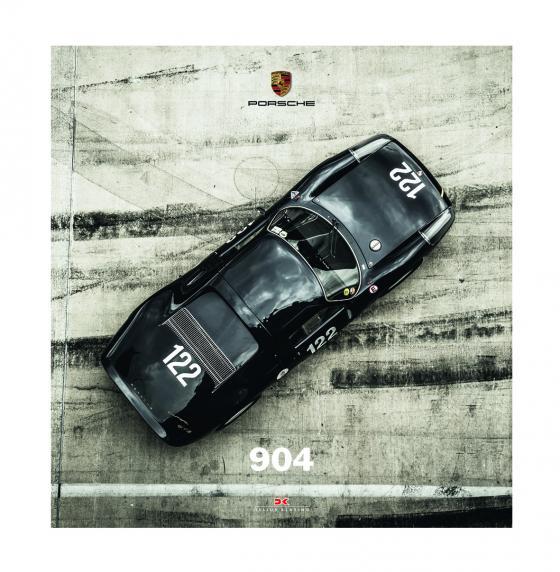 Cover-Bild Porsche 904