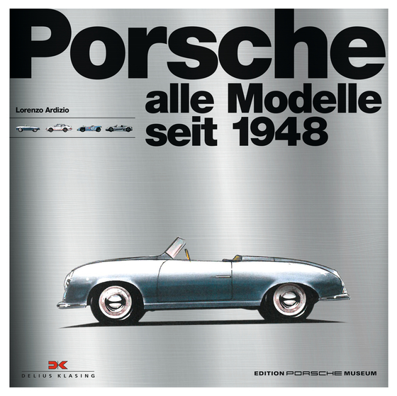 Cover-Bild Porsche - Alle Modelle seit 1948
