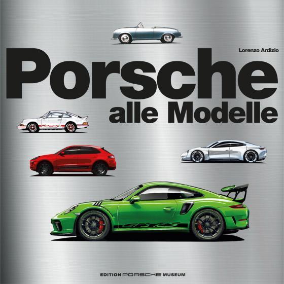 Cover-Bild Porsche - Alle Modelle