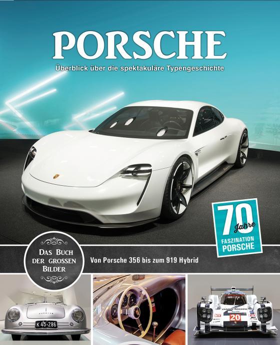Cover-Bild Porsche Bildband