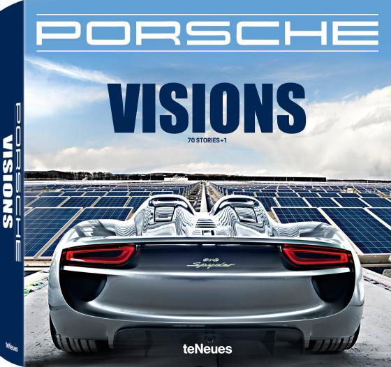 Cover-Bild Porsche Visions