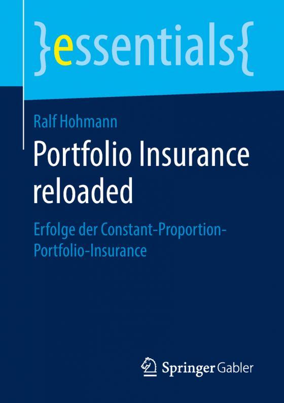 Cover-Bild Portfolio Insurance reloaded