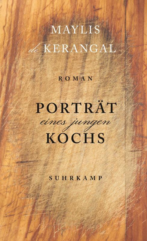 Cover-Bild Porträt eines jungen Kochs