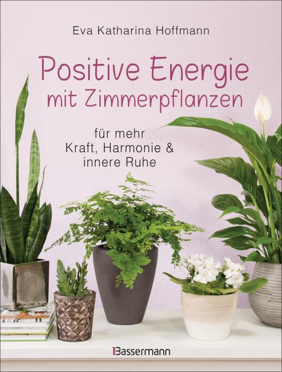 Cover-Bild Positive Energie mit Zimmerpflanzen - 86 Energiepflanzen für mehr Kraft, Harmonie und innere Ruhe