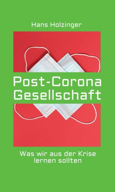 Cover-Bild Post-Corona-Gesellschaft