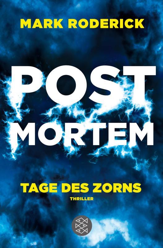 Cover-Bild Post Mortem - Tage des Zorns