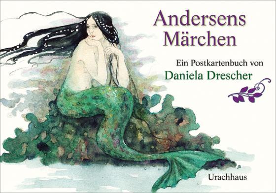"Cover-Bild Postkartenbuch ""Andersens Märchen"""