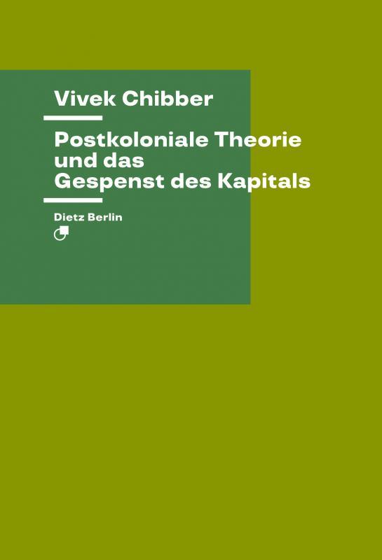 Cover-Bild Postkoloniale Theorie und das Gespenst des Kapitals