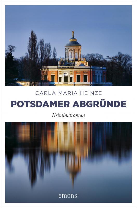 Cover-Bild Potsdamer Abgründe