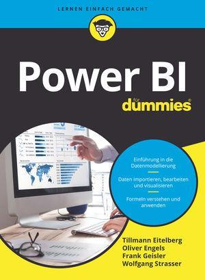 Cover-Bild Power BI für Dummies