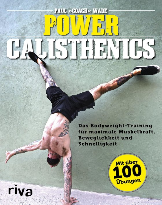 Cover-Bild Power Calisthenics
