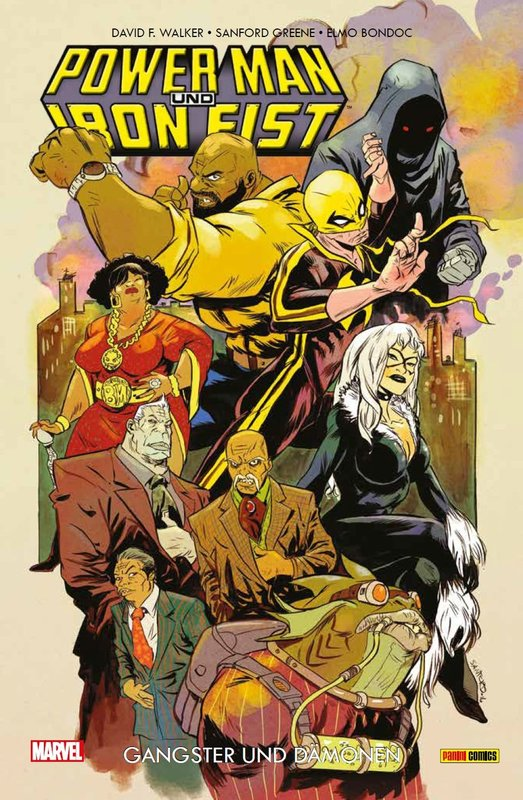 Cover-Bild Power Man und Iron Fist