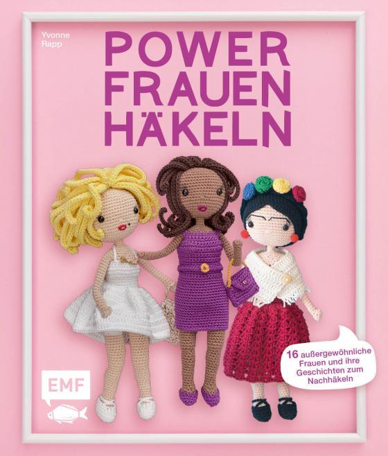 Cover-Bild Powerfrauen häkeln