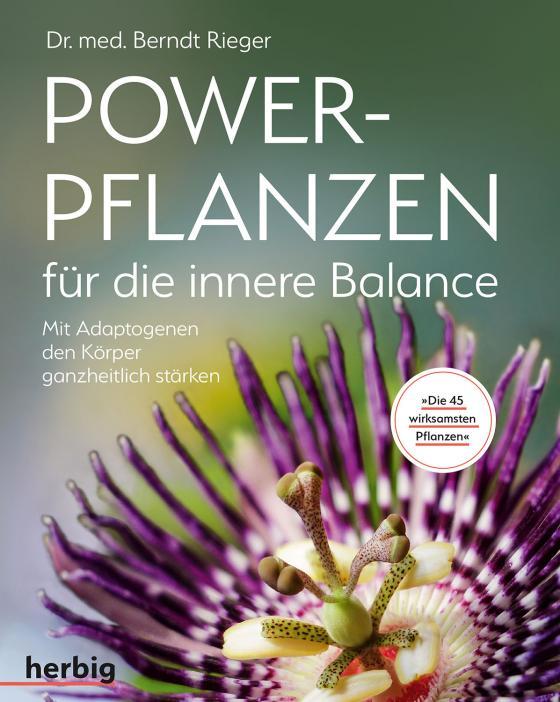 Cover-Bild Powerpflanzen für die innere Balance