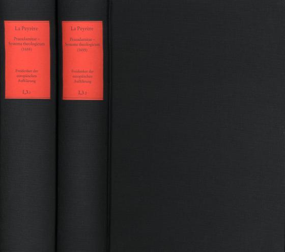 Cover-Bild Praeadamitae – Systema theologicum (1655)