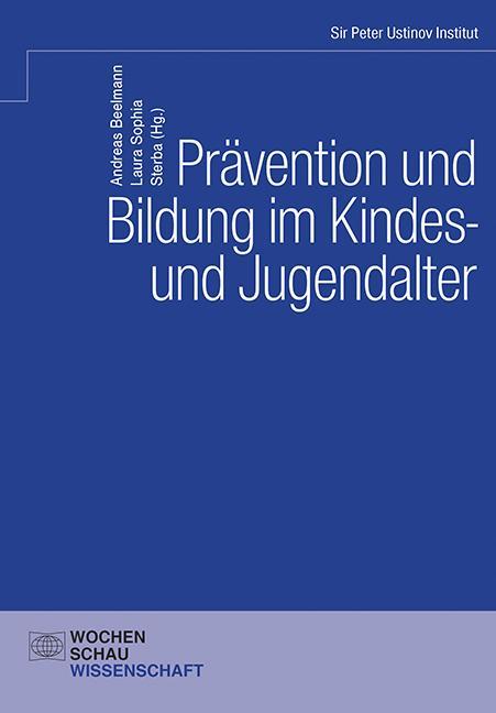 Cover-Bild Prävention und Bildung im Kindes- und Jugendalter