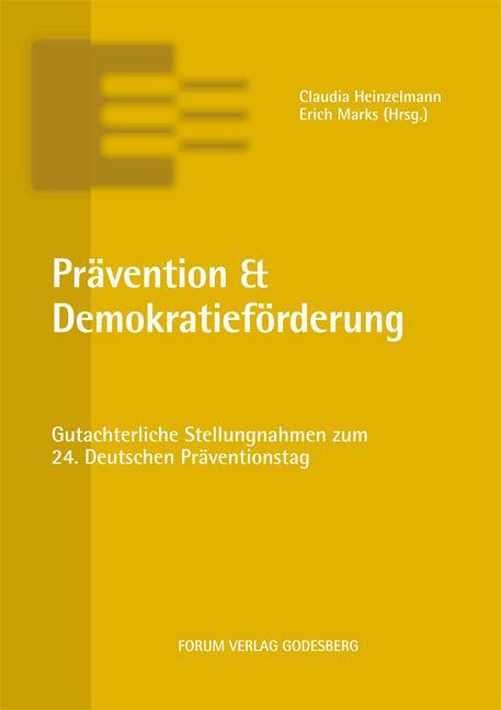 Cover-Bild Prävention & Demokratieförderung