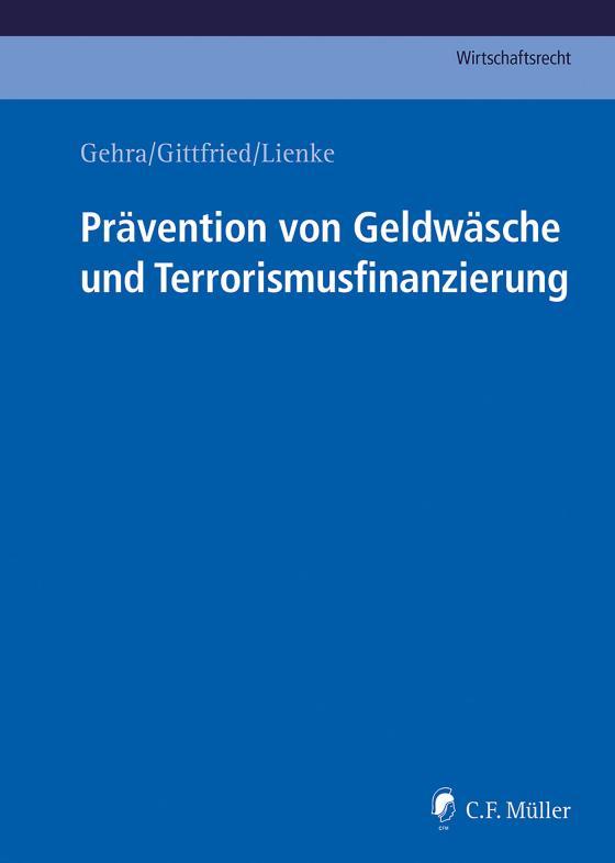 Cover-Bild Prävention von Geldwäsche und Terrorismusfinanzierung
