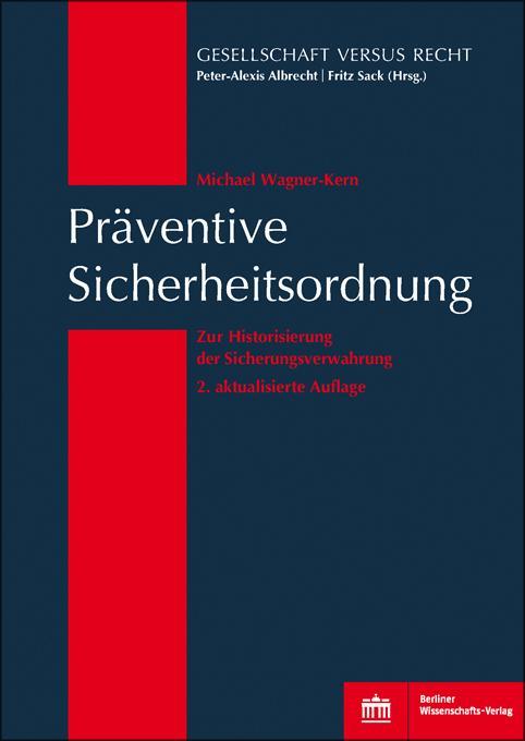 Cover-Bild Präventive Sicherheitsordnung