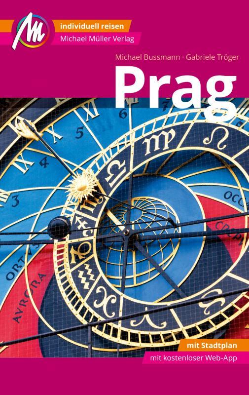 Cover-Bild Prag MM-City Reiseführer Michael Müller Verlag