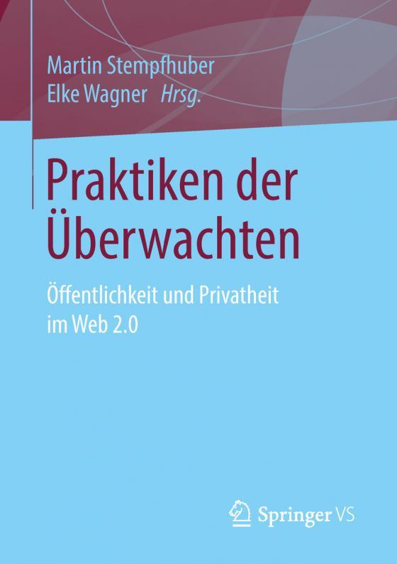 Cover-Bild Praktiken der Überwachten
