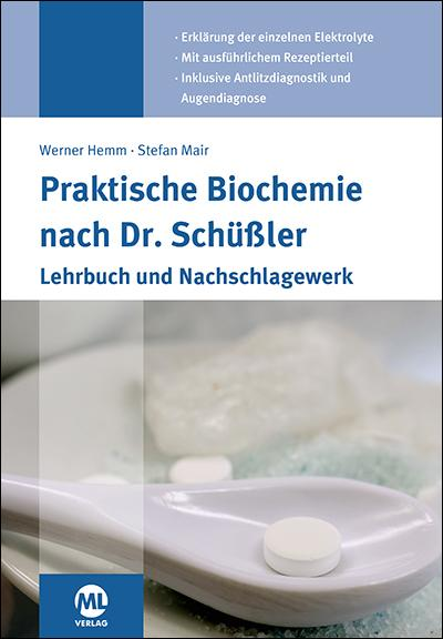 Cover-Bild Praktische Biochemie nach Dr. Schüßler