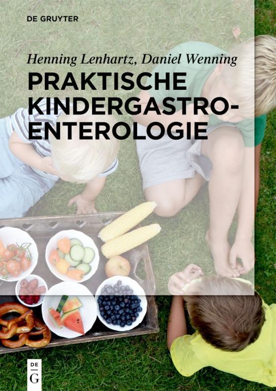 Cover-Bild Praktische Kindergastroenterologie