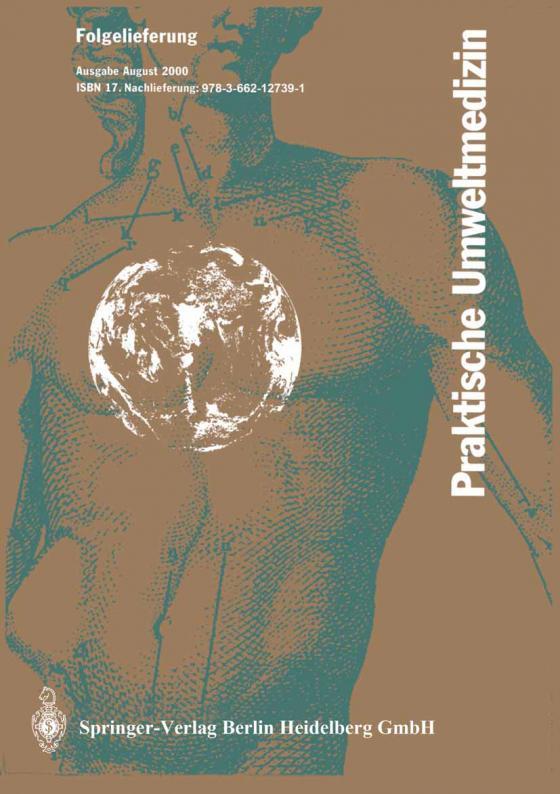 Cover-Bild Praktische Umweltmedizin
