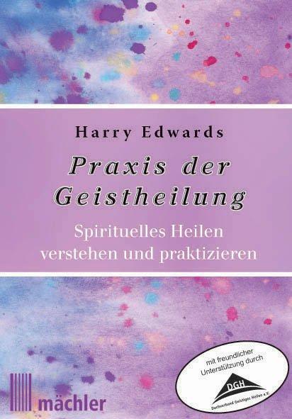 Cover-Bild Praxis der Geistheilung