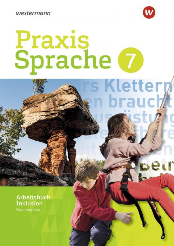 Cover-Bild Praxis Sprache / Praxis Sprache - Differenzierende Ausgabe 2017 für Gesamtschulen