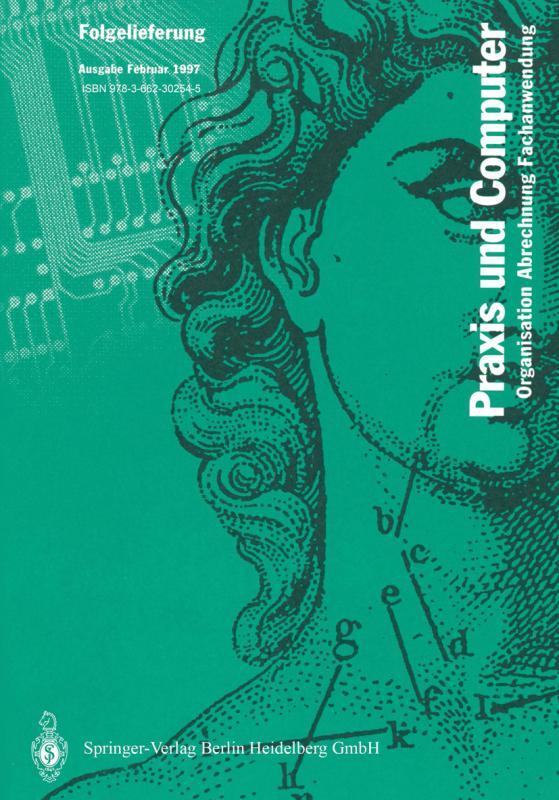 Cover-Bild Praxis und Computer:Zahnmed. (Grundwerk+1.-20.NL+Sonderlief.)