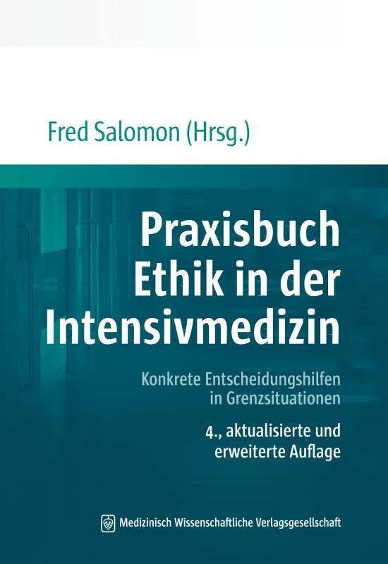 Cover-Bild Praxisbuch Ethik in der Intensivmedizin
