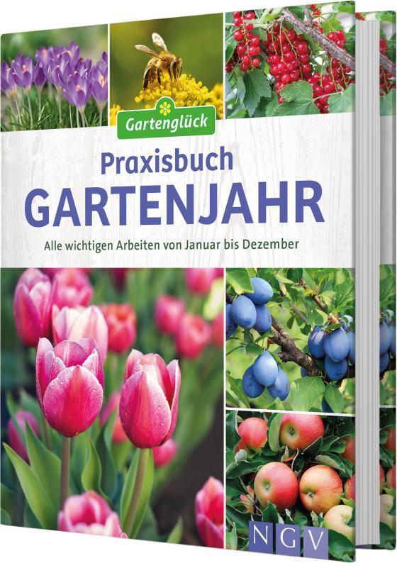 Cover-Bild Praxisbuch Gartenjahr