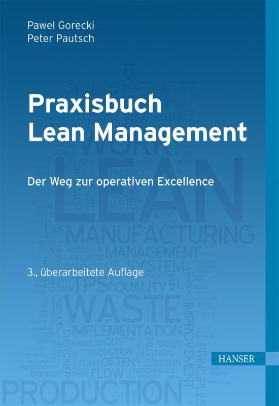 Cover-Bild Praxisbuch Lean Management