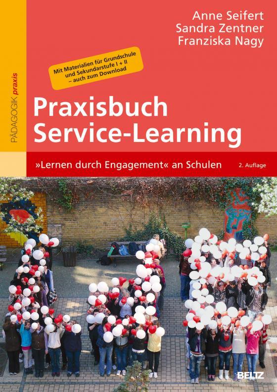 Cover-Bild Praxisbuch Service-Learning