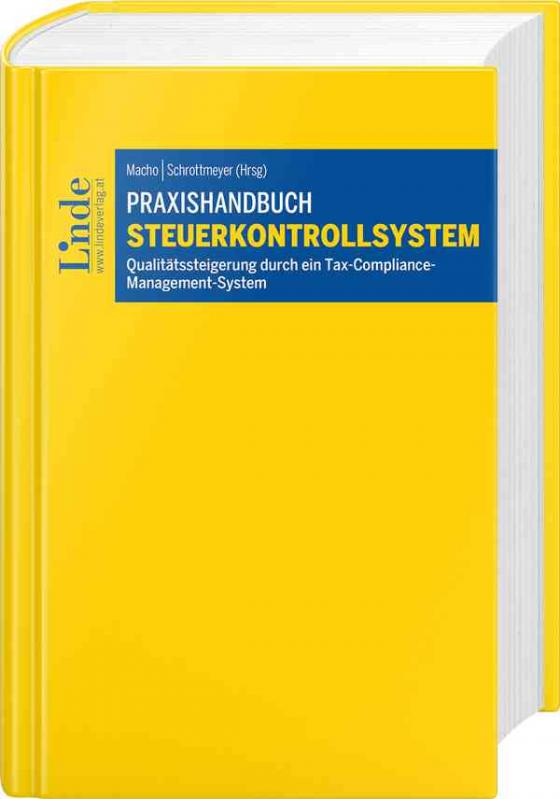 Cover-Bild Praxishandbuch Steuerkontrollsystem
