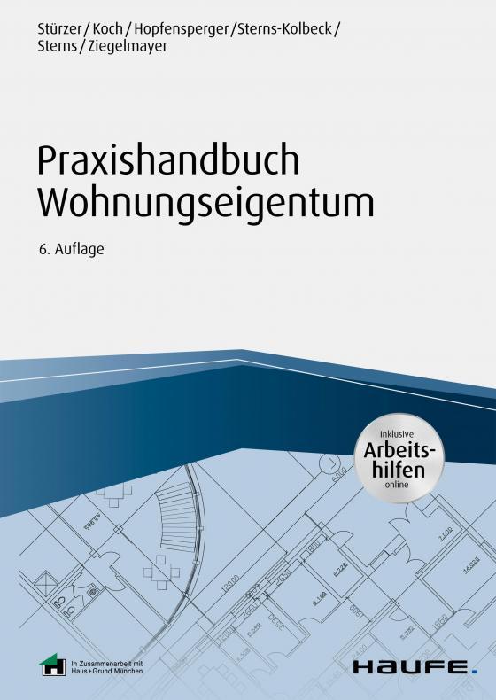 Cover-Bild Praxishandbuch Wohnungseigentum - inkl. Arbeitshilfen online